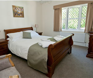 Accomodation at the Priory Court Hotel Pevensey