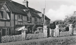 The Priory Court Hotel 1930's