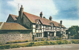 The Priory Court Hotel 1940's
